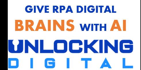 Give RPA digital Brains met AI