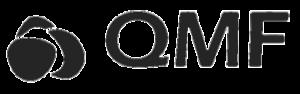 Logo van een van onze samenwerkende partners QMF